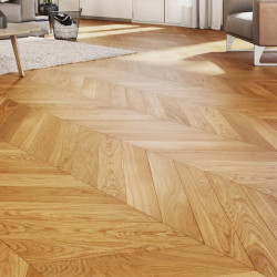 Honey Point parquet from Hungary - floating parquet